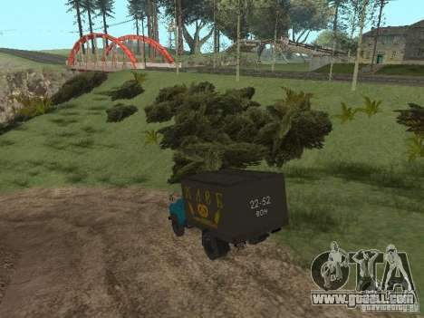 GAZ 52 for GTA San Andreas right view