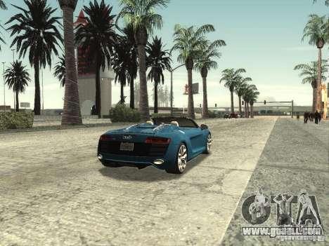 ENBSeries v 2.0 for GTA San Andreas second screenshot
