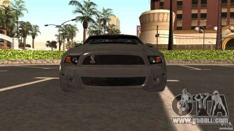 Shelby Mustang 1000 for GTA San Andreas right view