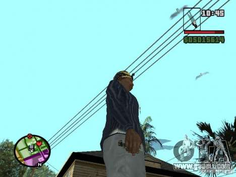 G: for GTA San Andreas second screenshot