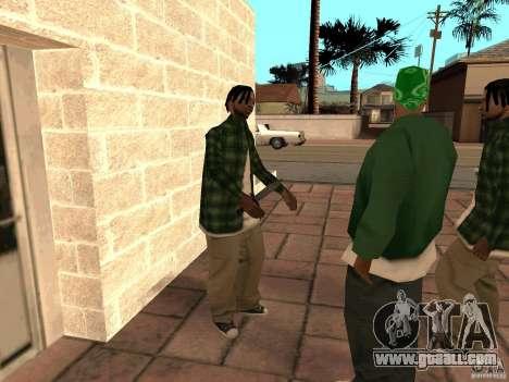 Pak domestic weapons version 3 for GTA San Andreas seventh screenshot