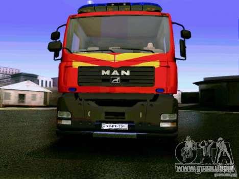 MAN FC Baku FHN for GTA San Andreas