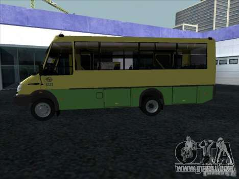 Golaz 3207 for GTA San Andreas left view