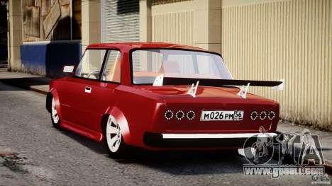 VAZ 2101 Redline for GTA 4 back left view