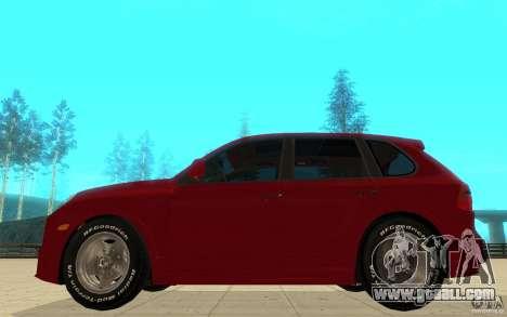 Wheel Mod Paket for GTA San Andreas third screenshot