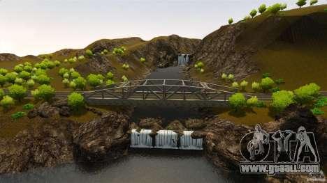 Countryside Mountains V for GTA 4 fifth screenshot
