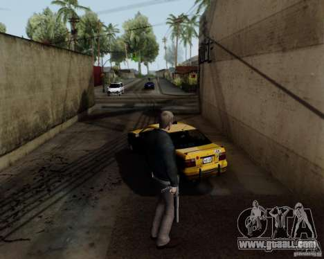 Daniel Craig for GTA San Andreas forth screenshot