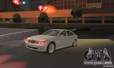 Red lights for GTA San Andreas second screenshot