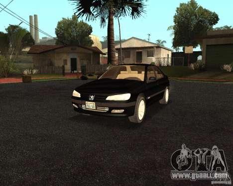 Peugeot 406 for GTA San Andreas