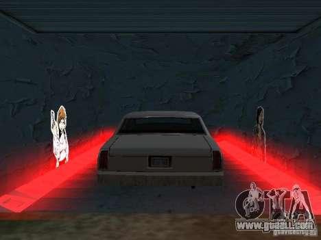 The New Grove Street for GTA San Andreas twelth screenshot