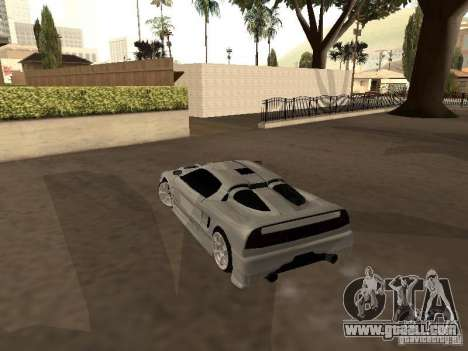 Infernus GT for GTA San Andreas right view