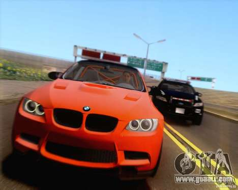 SA_NGGE ENBSeries for GTA San Andreas eighth screenshot