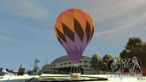 Balloon Tours option 1 for GTA 4