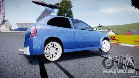 Chevrolet Corsa Extreme Revolution for GTA 4 left view