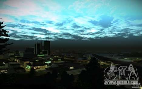 Timecyc for GTA San Andreas ninth screenshot