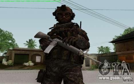 M16A2 for GTA San Andreas second screenshot