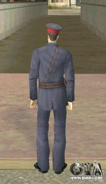 District for GTA San Andreas third screenshot
