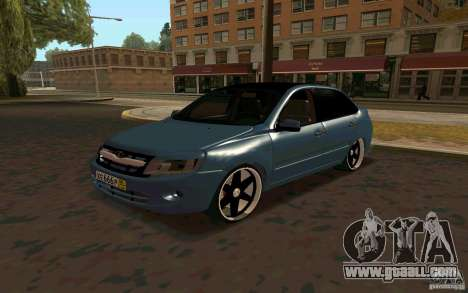 Lada Granta TUNING for GTA San Andreas