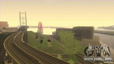 Shine Reflection ENBSeries v1.0.1 for GTA San Andreas second screenshot