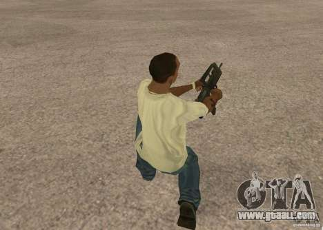 Famas-F1 for GTA San Andreas third screenshot