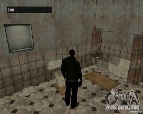 Hidden interiors 3 for GTA San Andreas seventh screenshot