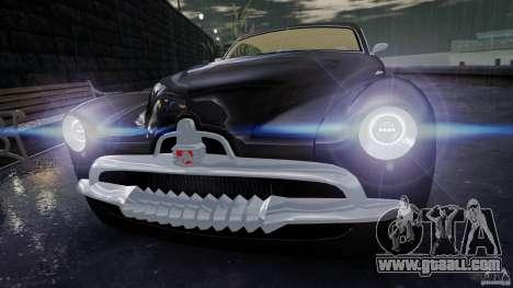 Holden Efijy Concept for GTA 4 back left view