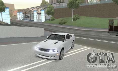 Saleen S281 Pack 1 for GTA San Andreas