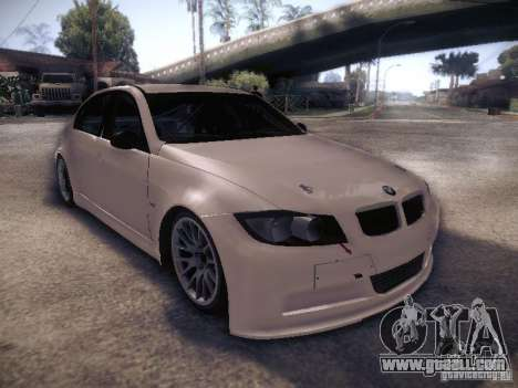 BMW 320SI Drift for GTA San Andreas side view