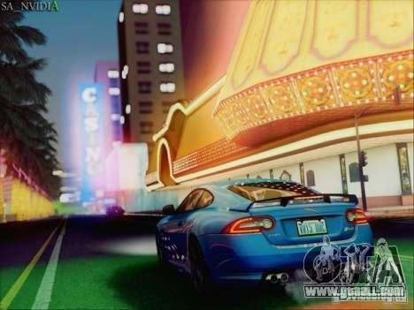 SA_Nvidia Beta for GTA San Andreas seventh screenshot