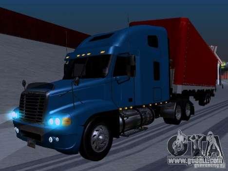 Freightliner Century for GTA San Andreas