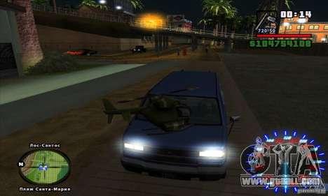 RC mod for GTA San Andreas forth screenshot