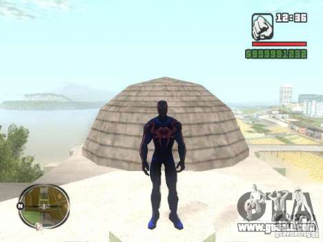 Spider Man 2099 for GTA San Andreas