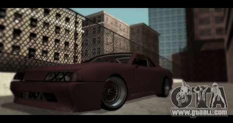 Pak JDM wheels for GTA San Andreas third screenshot