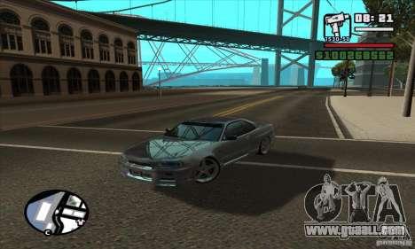Enb Series HD v2 for GTA San Andreas fifth screenshot