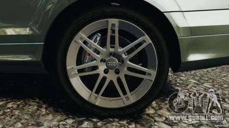 Audi Q7 V12 TDI v1.1 for GTA 4 upper view