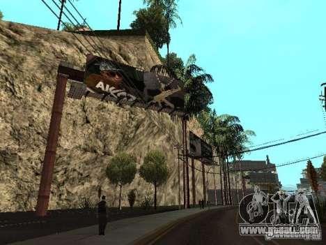 Rep quarter v1 for GTA San Andreas forth screenshot