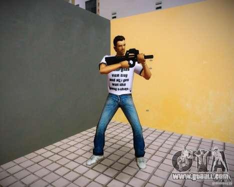 Pak from GTA 4 The Ballad of Gay Tony for GTA Vice City