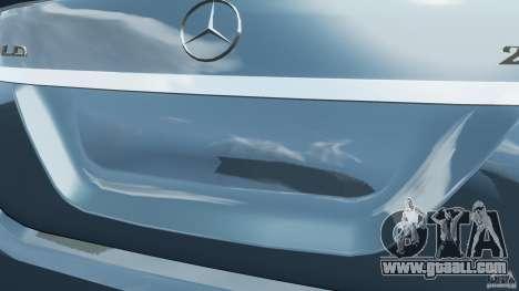 Mercedes-Benz S W221 Wald Black Bison Edition for GTA 4 engine
