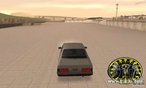 Speedo Skinpack RETRO for GTA San Andreas second screenshot