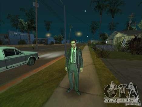 Max Payne for GTA San Andreas
