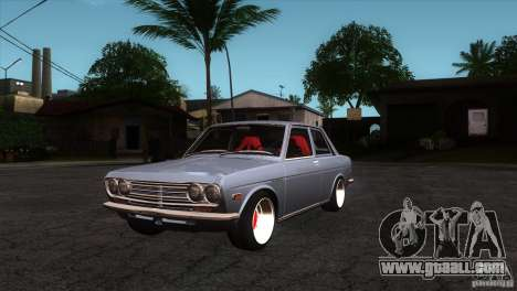 Nissan Datsun 510 for GTA San Andreas
