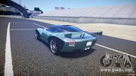 Devon GTX 10 v1.0 for GTA 4 right view