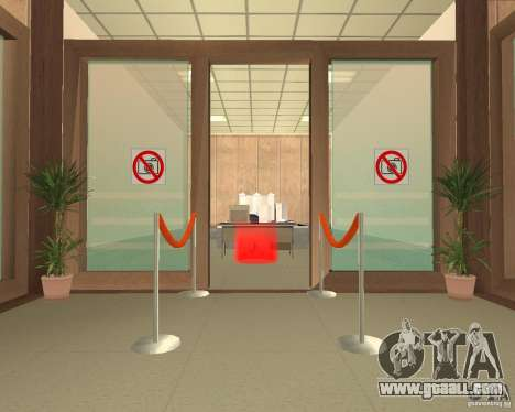 Bank in Los Santos for GTA San Andreas third screenshot