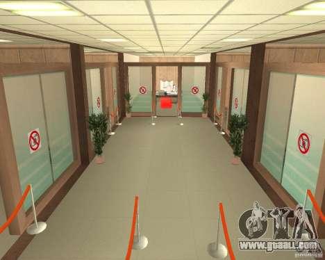 Bank in Los Santos for GTA San Andreas second screenshot