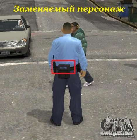 Ultimate NYPD Uniforms mod for GTA 4 eighth screenshot