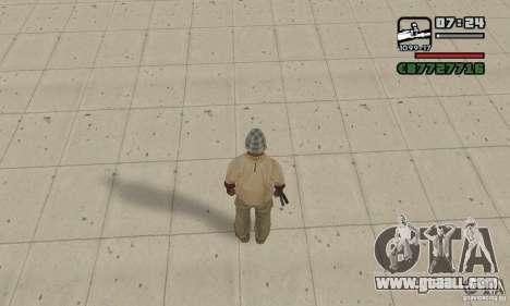 Euro money mod v 1.5 100 euros II for GTA San Andreas second screenshot