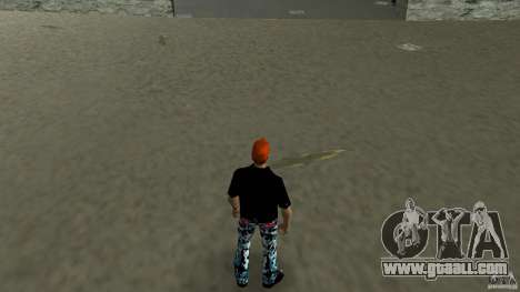 Keupon skin for GTA Vice City second screenshot