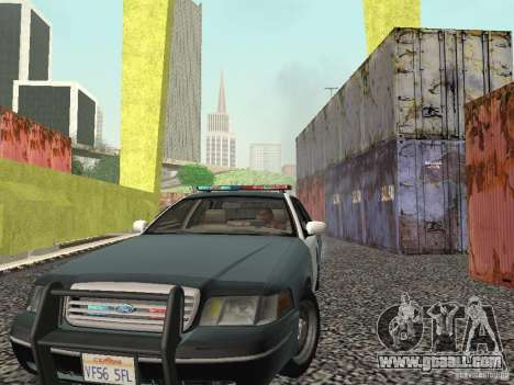 LowEND PCs ENB Config for GTA San Andreas third screenshot