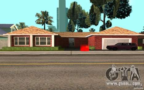 New textures home Millie for GTA San Andreas second screenshot