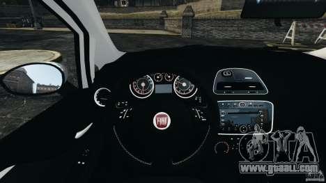 Fiat Punto Evo Sport 2012 v1.0 [RIV] for GTA 4 interior